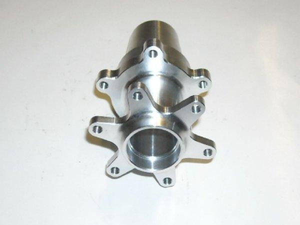 画像1: 【DMTELAI】アルミニウム製フロントハブ ディーエムテライ (1)