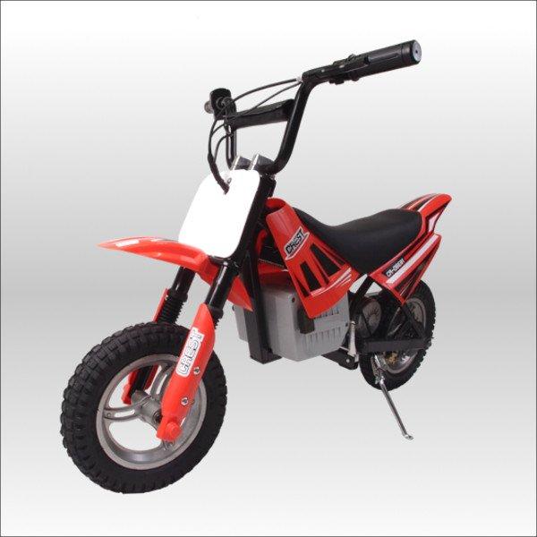 画像1: RSBOX 電動ポケバイ用オリジナルステッカーSET 赤 ポケットバイク (1)