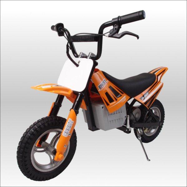 画像1: RSBOX 電動ポケバイ用オリジナルステッカーSETオレンジ ポケットバイク (1)