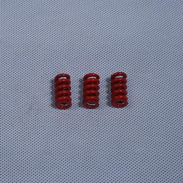 画像1: 【CS RACING】スプリング 3個 赤色シニア 3 spring red  ( senior) (1)